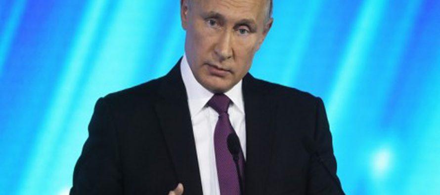 В США Байдена назвали слабым лидером после послания Путина Федеральному собранию