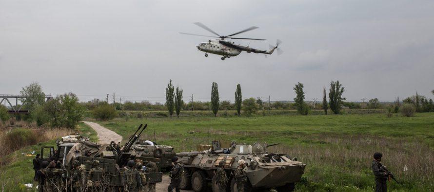 Mirror: Переброска войск к украинским границам оказалась великолепно поставленным трюком России