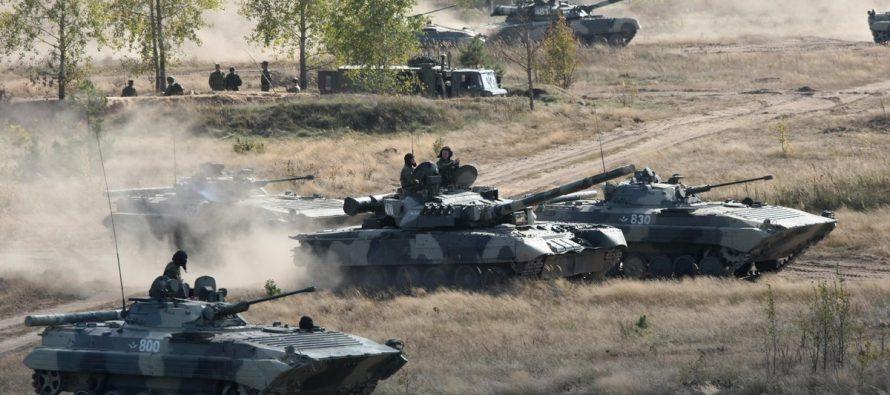 Академик Арбатов: Учения ВС у границ Украины стали неожиданностью для США и НАТО