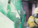 На пожаре в пятиэтажном доме в Рязани пострадала пенсионерка