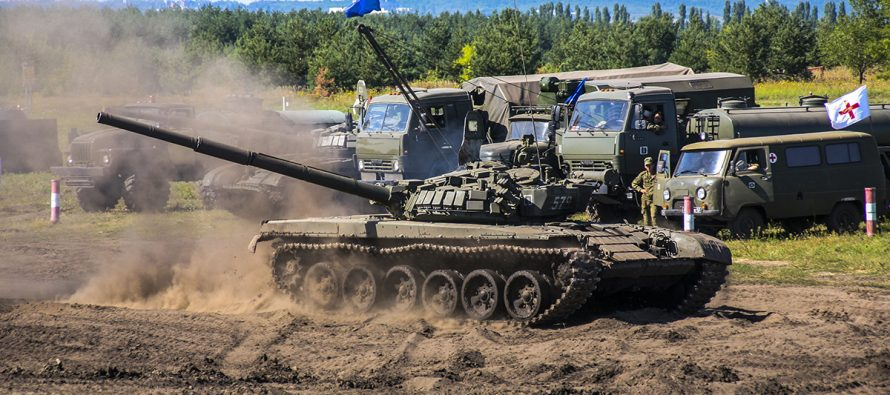 CIT: Россия оставила для себя возможность быстро развернуть войска на границе с Украиной