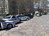 В Приокском проводится массовая проверка машин сотрудниками ГИБДД