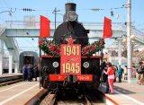 В пятницу в Рязанскую область прибудет «Поезд Победы»