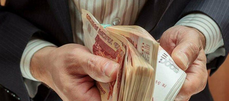 Средняя зарплата в Рязанской области в феврале составила 35,9 тысяч рублей