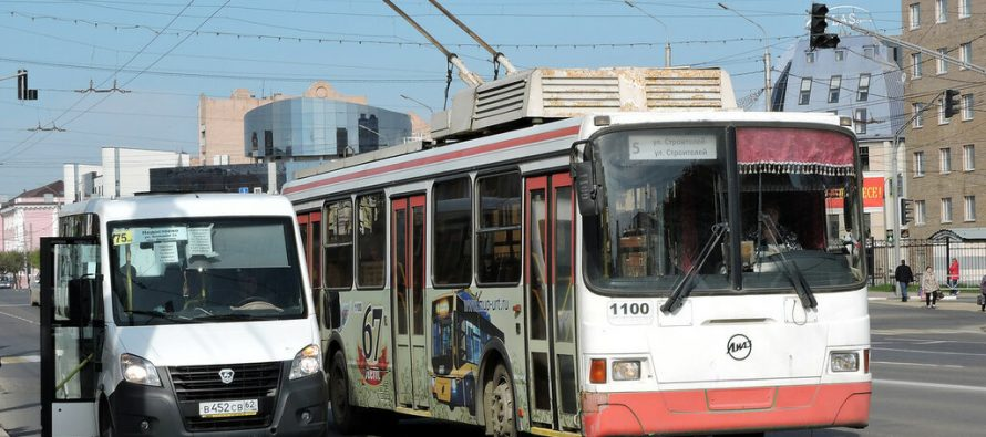 Любимов назвал приоритеты в реформе общественного транспорта Рязани