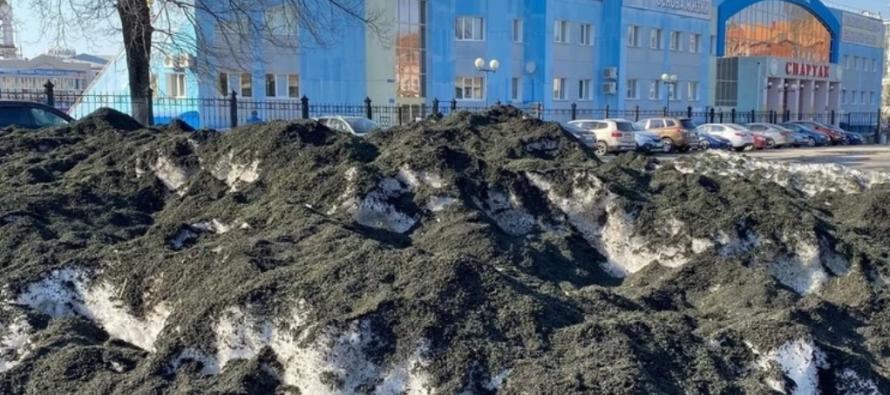 В Рязани восстановили мемориал вчесть рязанского профессора