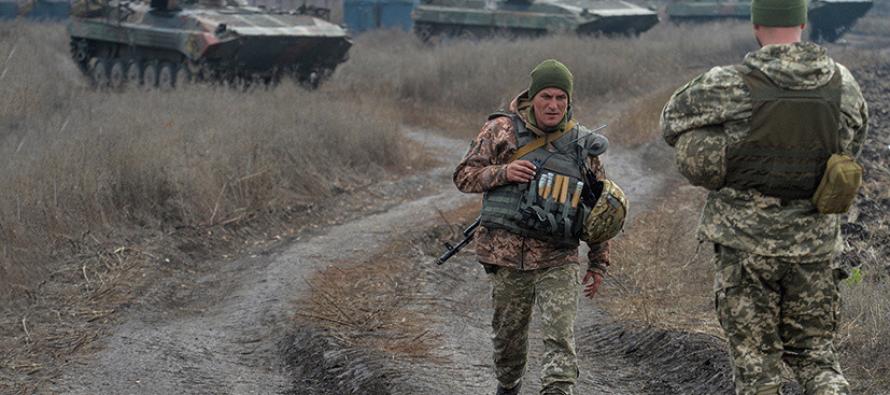 Москва предотвратила в2021 начало «большой войны»