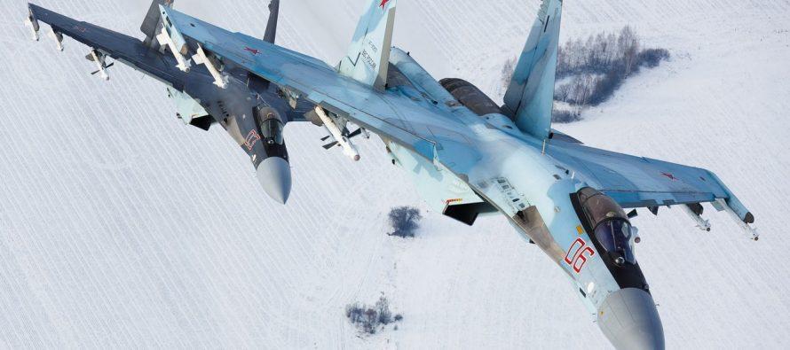 Россия перебросит на белорусские авиабазы истребители Су-30 и Су-35
