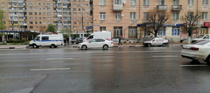 Экстренные службы Рязани выезжали на Первомайскую из-за бесхозного пакета