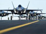 Переброшенные из Италии в Эстонию истребители F-35 засветились перед российскими ПВО