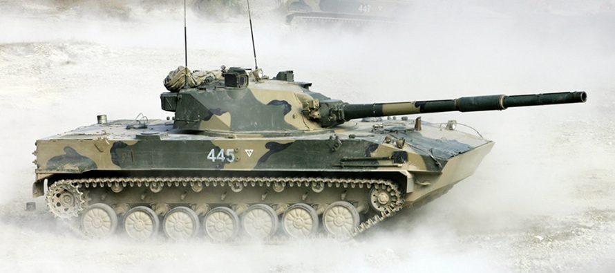 Индия собирается приобрести в России несколько сотен легких танков «Спрут-СД»