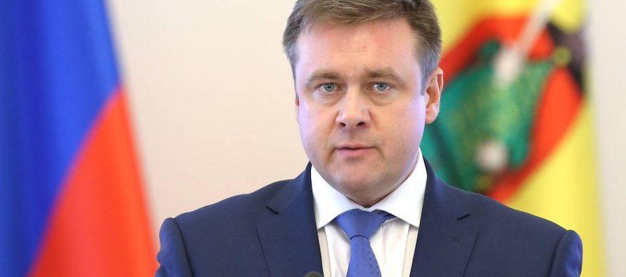 Любимов призвал усилить противопожарные мероприятия в Рязанской области