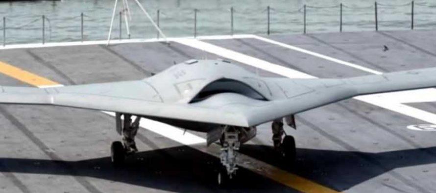 Российский ударный дрон «Охотник» способен уничтожать целые эскадрильи F-35 и F-22