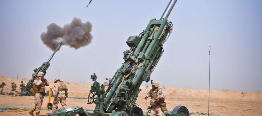 Washington Times: На учениях «Огненный шок» Пентагон передаст «артиллерийский привет» России