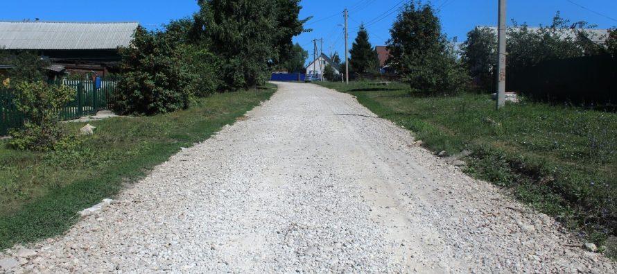 В Сасове на улице Ветеранов Октября начался капитальный ремонт дороги