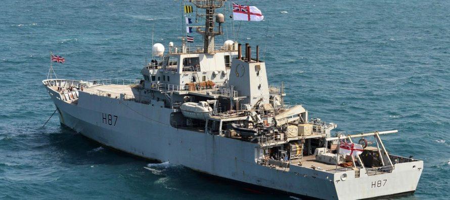 Великобритания уготовила России коварную месть за перехват своих кораблей