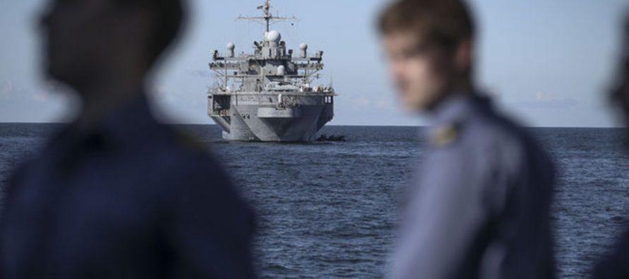 Bloomberg: США не исключают военного столкновения с Россией в Черном море