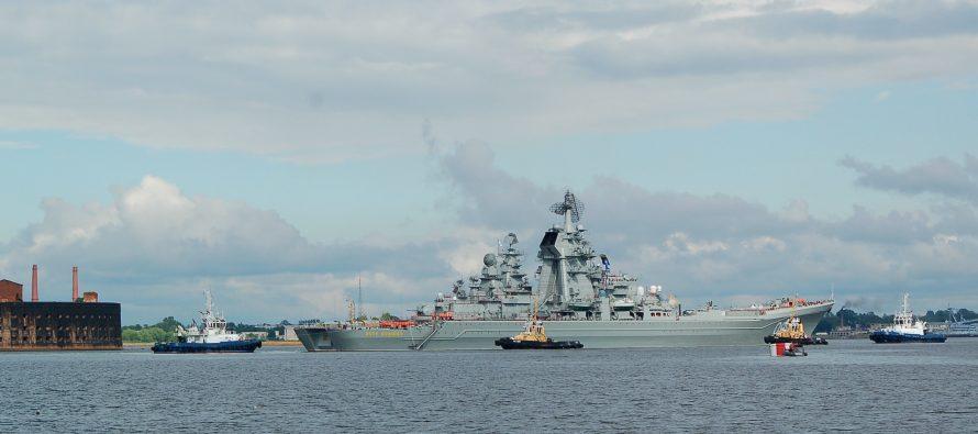 Боевые корабли США попадут в ловушку РФ в Средиземном и Балтийском морях
