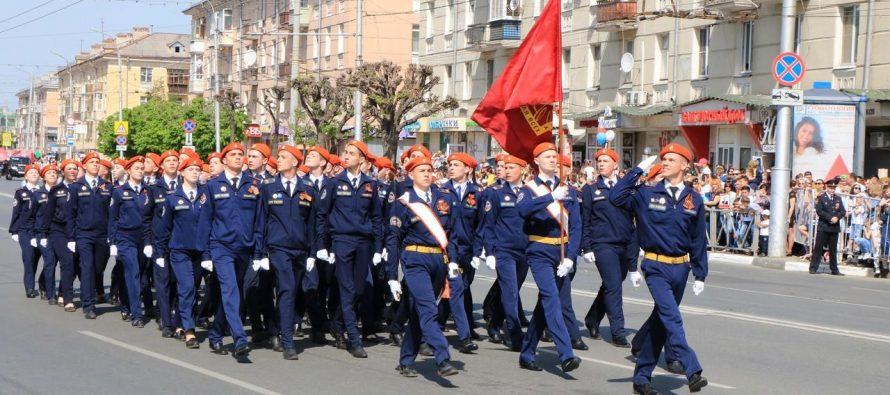Колонна мобильных бригад в День Победы создаст атмосферу праздника в Рязани