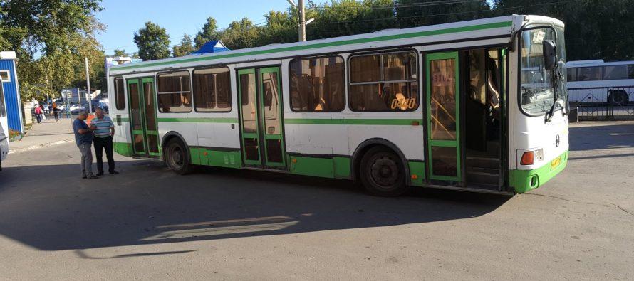 В воскресенье в Рязани увеличат количество автобусов до городских кладбищ