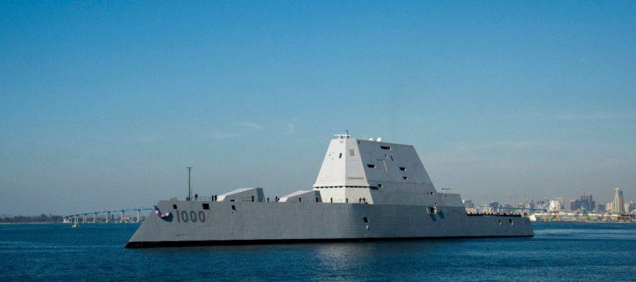 США готовят ответ российскому «Циркону» для эсминцев Zumwalt