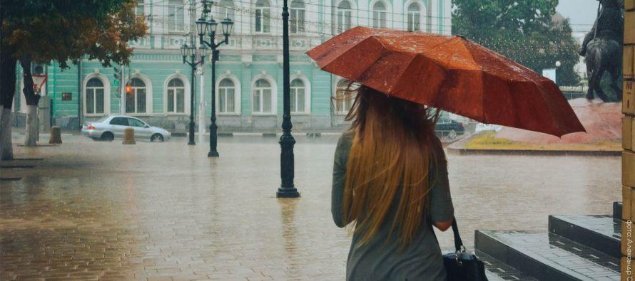 В День Победы в Рязани будет +14 и кратковременный дождь