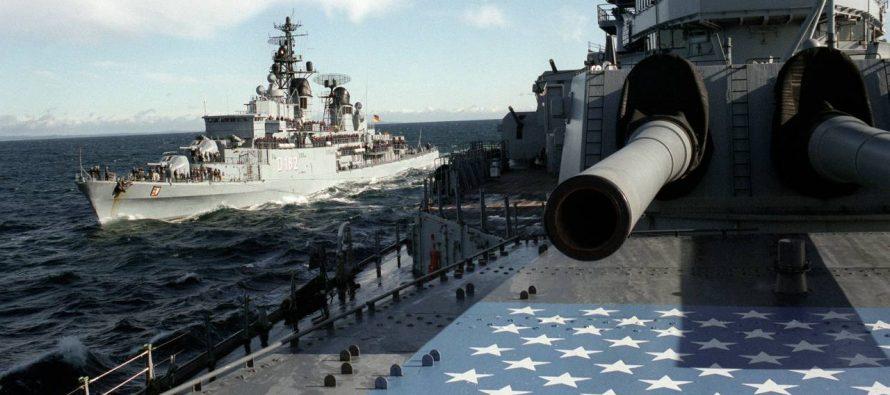 Дандыкин: Россия не позволит НАТО превратить Черное море в «горячую точку»