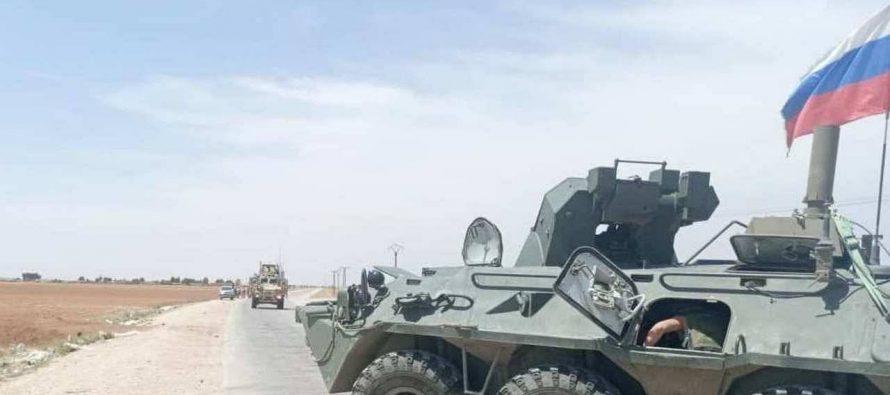 Царьград: Американские военные играют на нервах русских в Сирии