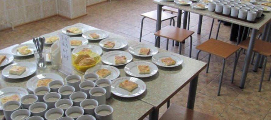 Родители рязанских учеников вместе с Роспотребнадзором проверили качество питания в школах