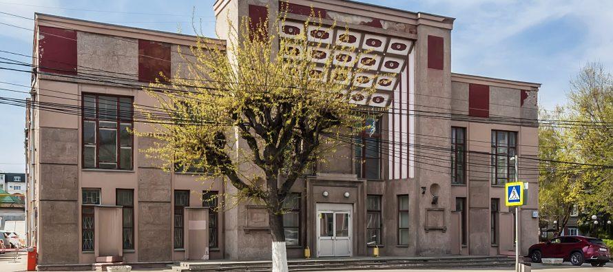 В здании бывшего кинотеатра «Родина» в Рязани откроют центр военно-патриотического воспитания