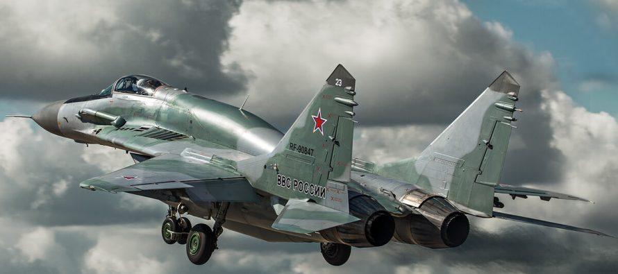 В ТОПе лучших истребителей мира засветились советские и российские самолеты
