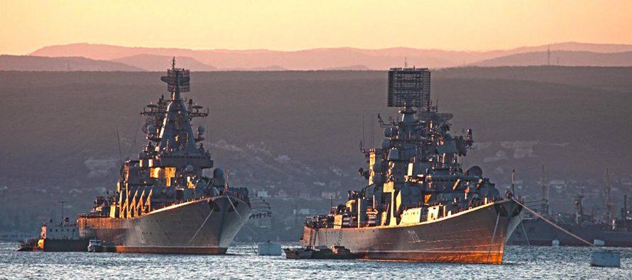 Военный эксперт Данченко: ЧФ РФ легко отправит на дно любой вражеский флот