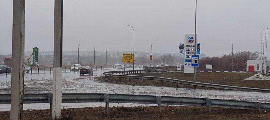 В Рязани стартовал прием заявок на тендер на ремонт Северной окружной дороги