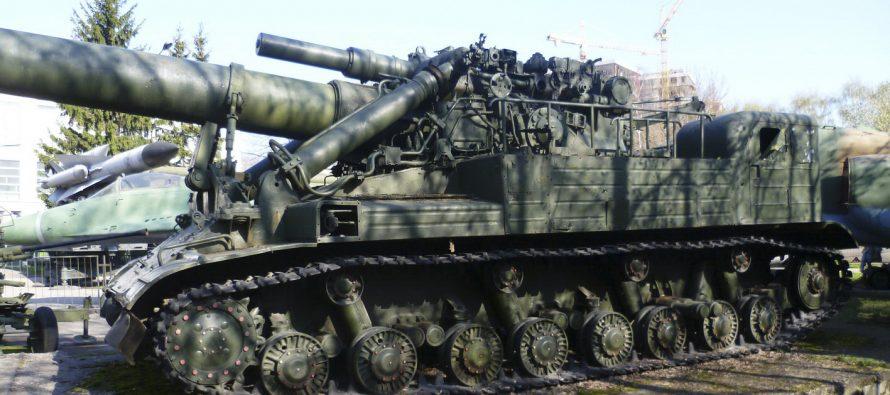В NI рассказали о ядерной артиллерии, способной стереть НАТО с лица земли
