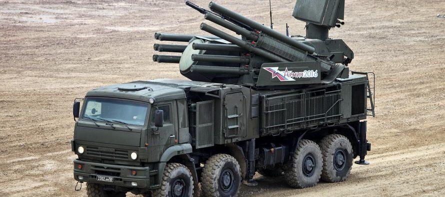 Эффективность российского ЗРПК «Панцирь» в разы выше, чем у «Железного купола» Израиля