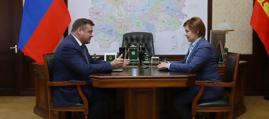 Любимов пообещал выделить дополнительные средства на благоустройство рязанских дворов