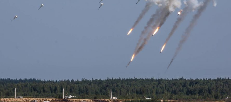ВКС РФ применили авиабомбы БетАБ-500 против террористов в Сирии