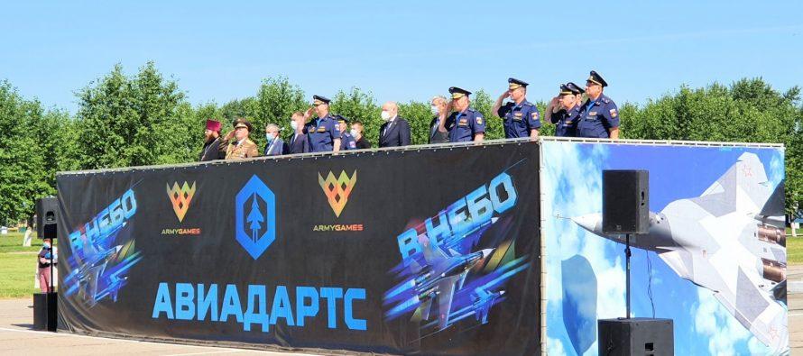 В Рязань прибыли 50 экипажей ВКС России для участия в «Авиадартсе-2021»