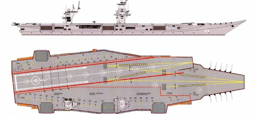 Sohu: Новые российские авианосцы сломят мощь США в Атлантике и Тихом океане