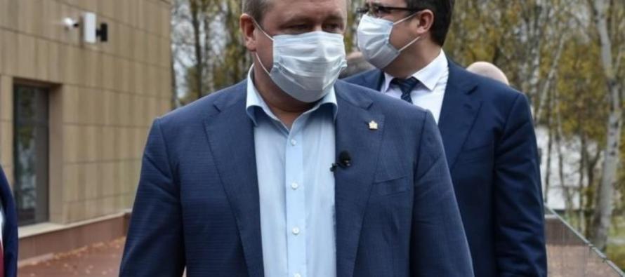Любимов продлил до 7 июня ограничения, связанные с пандемией коронавируса