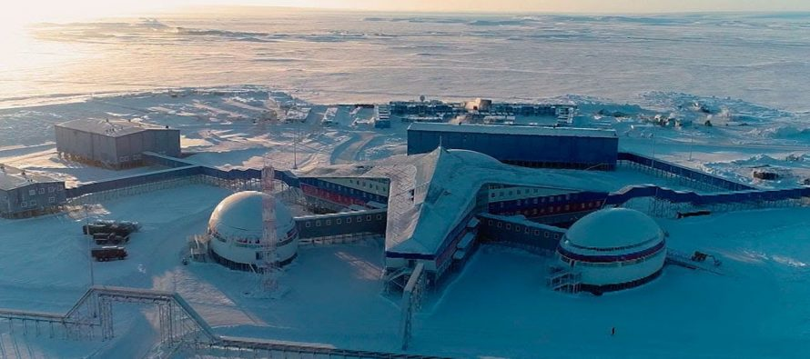 Американские журналисты, посетившие базу РФ в Арктике, признали российскую военную мощь