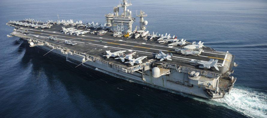 Китайские эксперты дали России совет насчет авианосцев ВМС США