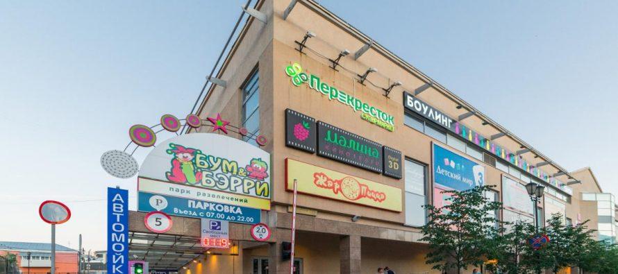 ТРЦ «Малина» в центре Рязани продают за 800 млн рублей