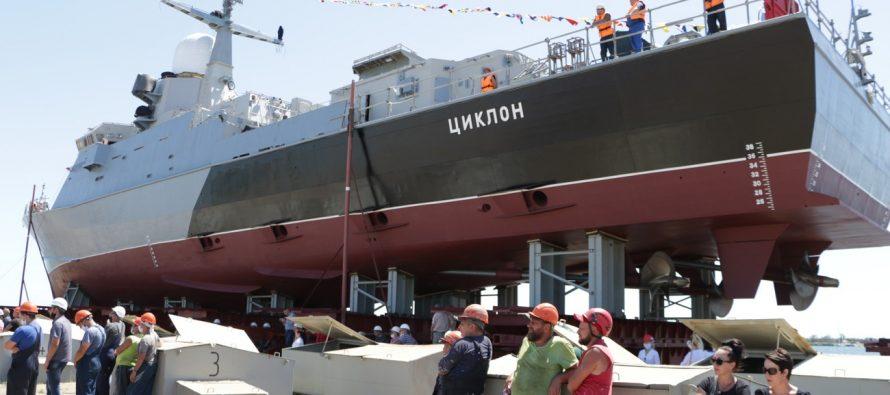 Черноморский флот к концу года усилится двумя МРК проекта 22800 «Каракурт»