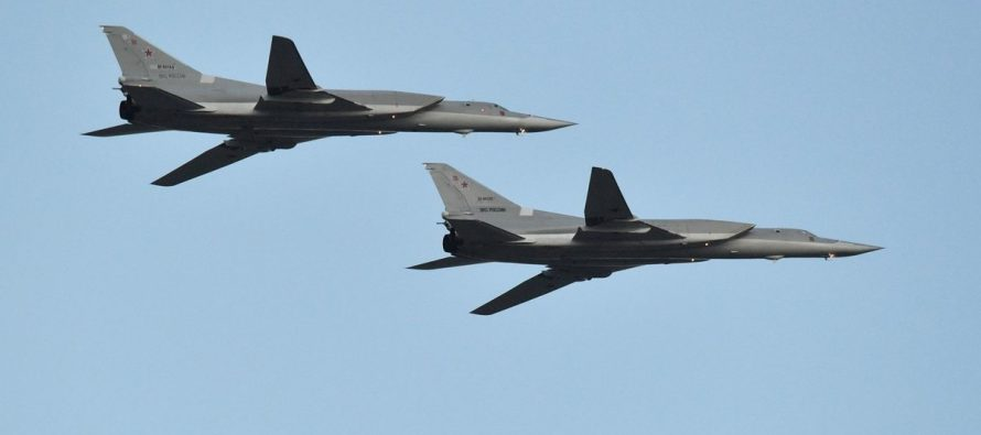 Италия не рискнула поднимать свои F-35 из-за российских истребителей Су-35
