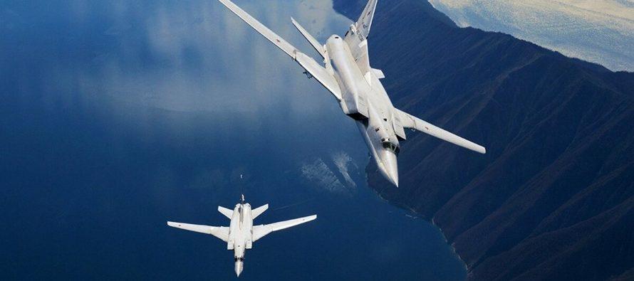 Гиперзвуковые ракеты на российских бомбардировщиках Ту-22М3 в Сирии угрожают всему южному флангу НАТО