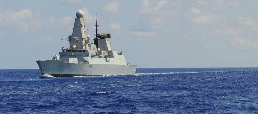 Великобритания заявила о готовности повторить вторжение в территориальные воды РФ