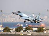 Турецкие СМИ назвали истребитель Су-35 «опасным противником со старыми ракетами»