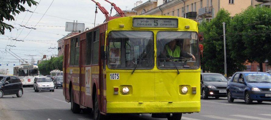 В Рязани троллейбусы №5 и 10 возвращаются на прежний маршрут
