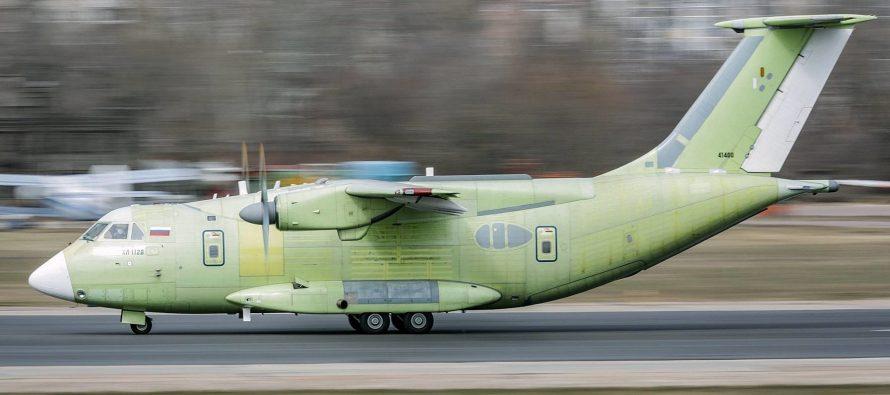 Analisi Difesa: Появление Ил-112В сведёт на нет монополию Украины в транспортной авиации